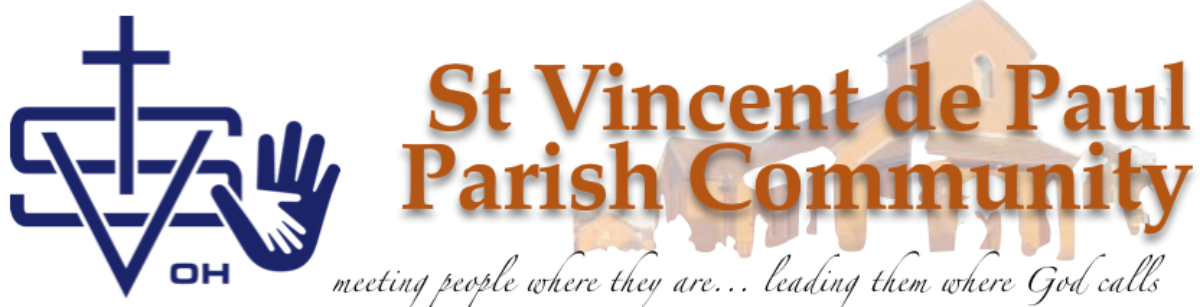 St Vincent de Paul – Parish Community