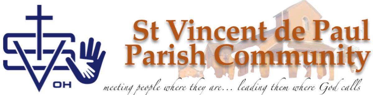 St Vincent de Paul – Parish Community