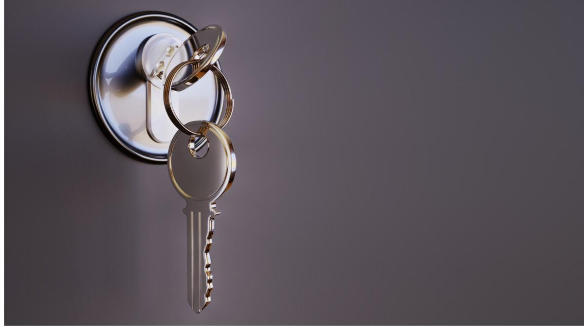 Keys for moving on….